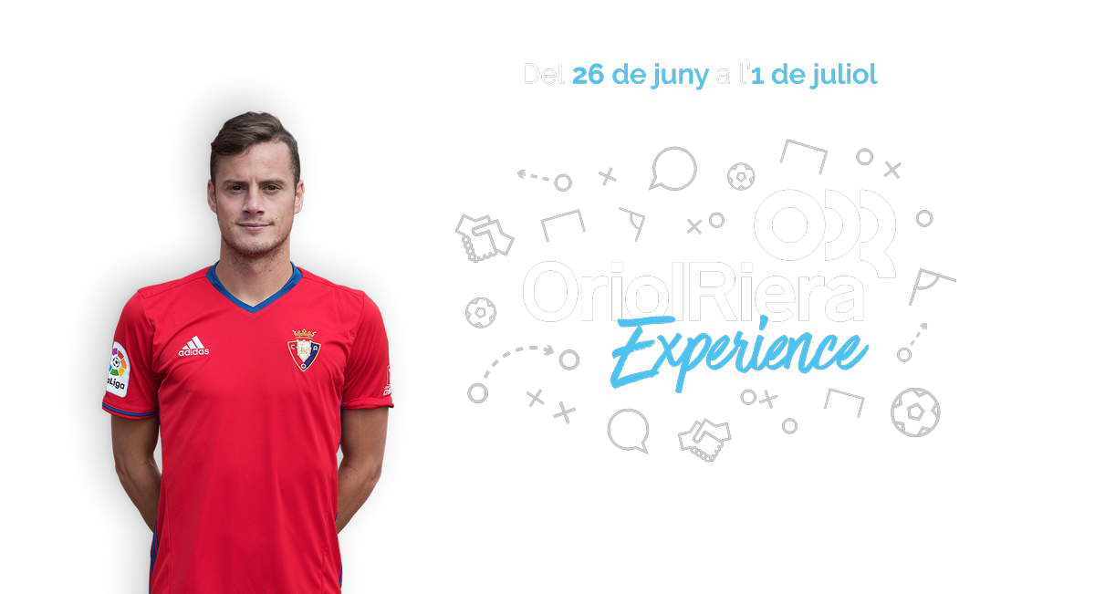 Oriol Riera Experience